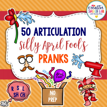 50 Articulation Silly April Fool's Day Pranks