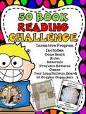 50 Book Reading Challenge Incentive Program