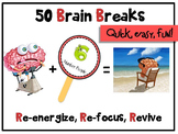 Brain Breaks - Re-energize, Re-focus & Revive little brains