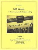 Lang Arts - 50 Cent Words: a student resource for fantasti