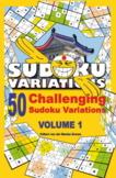 50 Challenging Sudoku Variations