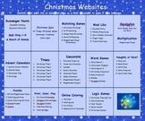 50+ Christmas Websites