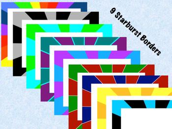 50 Clip Art Borders