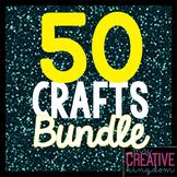 50 Crafts Mega Bundle 1