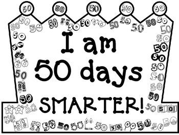 50 Days Smarter Crown