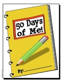 50 Days of Me: Journal Questions and Prompts for Grades 2-6