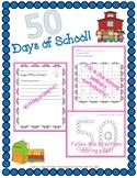 50 Days of School Activities