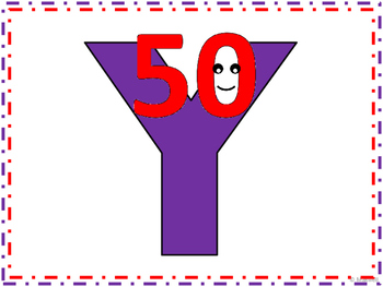 50th Day of School Song for the 50 Days of Learning