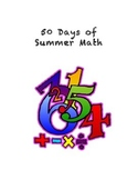 50 Days of Summer Math for Rising Sixth Graders