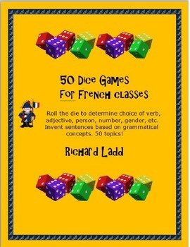 50 Dice Games FRENCH