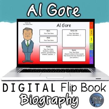 Al Gore Digital Biography Template