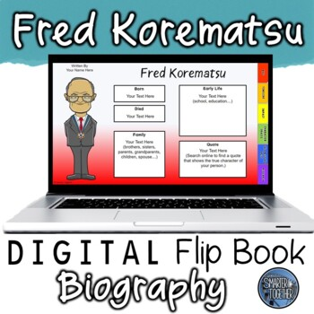 Fred Korematsu Digital Biography Template