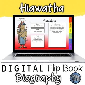 Hiawatha Digital Biography Template