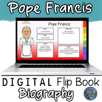 Pope Francis Digital Biography Template