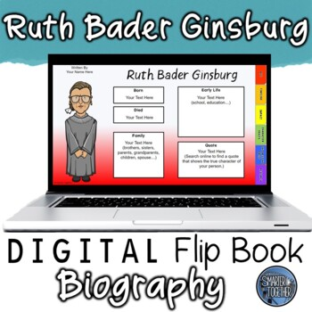Ruth Ginsburg Worksheets Teaching Resources Teachers Pay Teachers