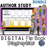 Author Study Digital Template Pack