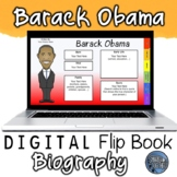Barack Obama Digital Biography Template