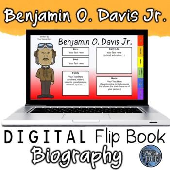 Benjamin O. Davis Jr. Digital Biography Template