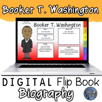 Booker T. Washington Digital Biography Template