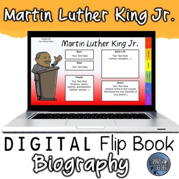 Dr. Martin Luther King Jr. Digital Biography