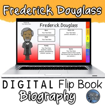 Frederick Douglass Digital Biography Template