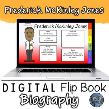 Frederick McKinley Jones Digital Biography Template