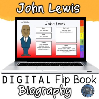 John Lewis Digital Biography