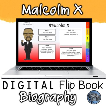 Malcolm X Digital Biography