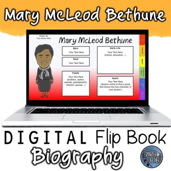 Mary McLeod Bethune Digital Biography Template