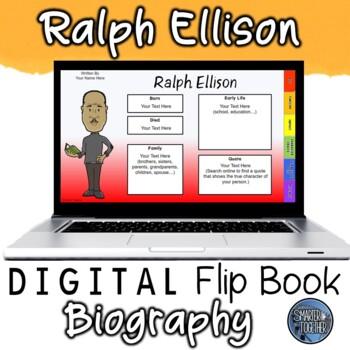 Ralph Ellison Digital Biography Template