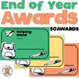 50 End-of-Year Awards!