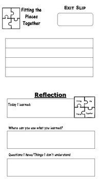 50 Excellent Exit Slips for All Ages, Grades, and Subjects