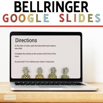 Digital BellRinger Templates {Editable}