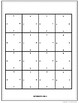Grid Puzzle EDITABLE TEMPLATE