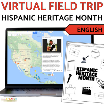 Hispanic Heritage Month Digital Activities
