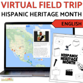 Hispanic Heritage Month Digital Activities