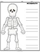 Physical Descriptions and Clothes Spanish Writing Activity