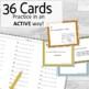 Present Tense Task Cards ESTAR