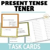Present Tense Task Cards TENER