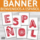 Spanish Class Welcome Banners Floral Theme
