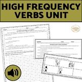 Spanish High Frequency Verbs Unit 2 EL PERRO