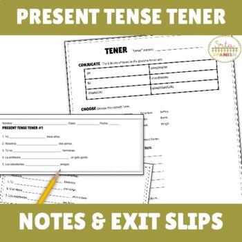 TENER - Intro, Practice, Assess