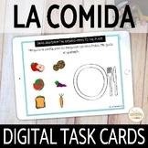 Gustar and La Comida Food in Spanish DIGITAL Task Cards  Boom Cards
