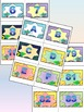 FISH and STAR  Summer Activities - Alphabet - Numbers - Frames
