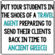 Project Based Learning: Ancient Greece Time Travel PBL