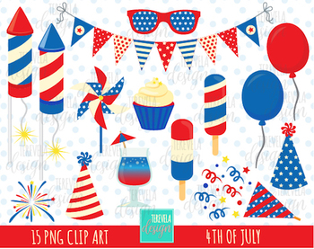 50% FOURTH OF july clipart, 4TH OF JULY graphics, independence day