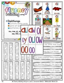 Phonics Mega Bundle! Fluency Building Using Vowel Teams...