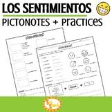 Los Sentimientos Spanish Feelings Practices