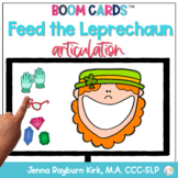 Feed the Leprechaun St. Patrick's Day Artic: Boom Cards™️