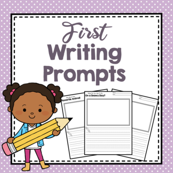 50 First Writing Prompts